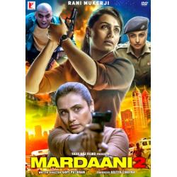 Mardaani 2 -DVD