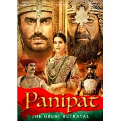 Panipat DVD