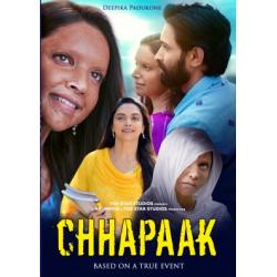 Chhapaak DVD