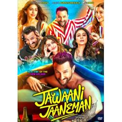 Jawaani Jaaneman DVD
