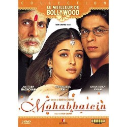 Mohabbatein (fr) 2 DISC SET