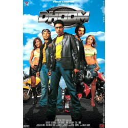 Dhoom  DVD