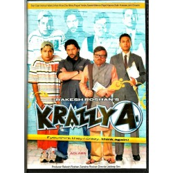 Krazzy 4 - DVD