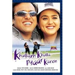 Khullam Khulla Pyaar Karen DVD