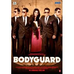 Bodyguard DVD (Salman Khan)