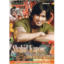 BEST OF SHAHID KAPOOR DVD...