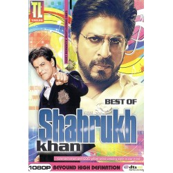 BEST OF SHAH RUKH KHAN DVD...