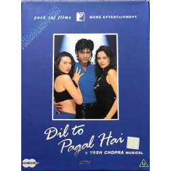 Dil to pagal hai - 2 disc set