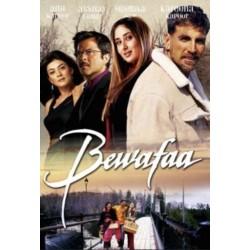 Bewafaa  DVD