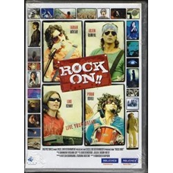Rock On!! 1-  DVD collector