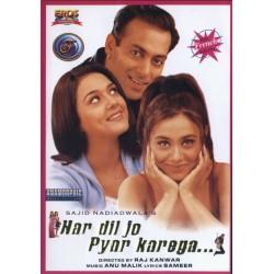 Har Dil Jo Pyar Karega... DVD