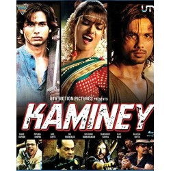 Kaminey DVD