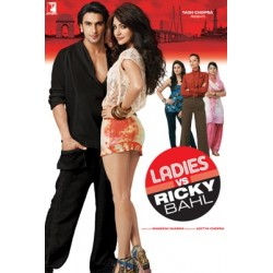 Ladies vs. Ricky Bahl DVD