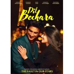 Dil Bechara DVD