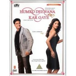 Humko Deewana Kar Gaye  DVD...