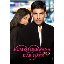 Humko Deewana Kar Gaye  DVD