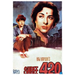 Shree 420  DVD