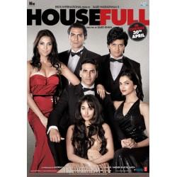 Housefull 1 -  DVD
