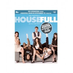 Housefull 1 -  3 DISC SET...