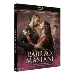 Bajirao Mastani (fr) Blu-ray