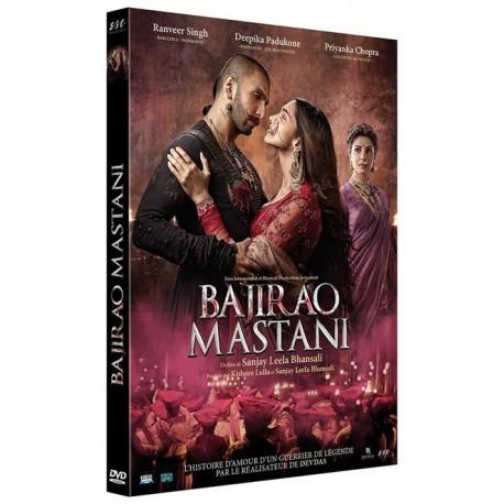 Bajirao Mastani DVD Collector