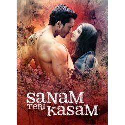 Sanam Teri Kasam (2016) DVD