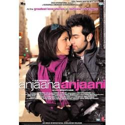 Anjaana Anjaani DVD