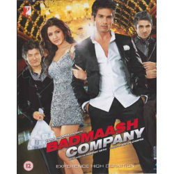 Badmaash Company 2 DISC SET