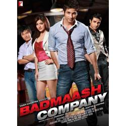 Badmaash Company DVD
