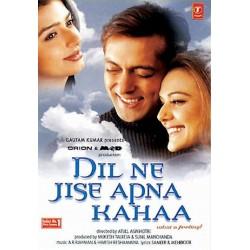 Dil Ne Jise Apna Kahaa  DVD