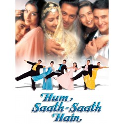 Hum Saath Saath Hain DVD