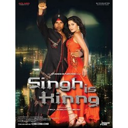 Singh is Kinng  DVD