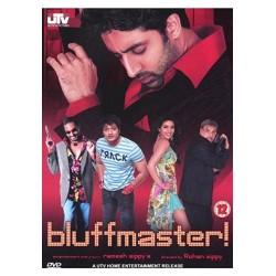 Bluffmaster DVD