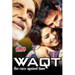 Waqt - Race Against Time - DVD