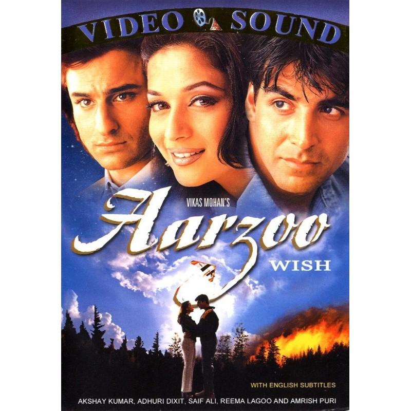 Aarzoo DVD