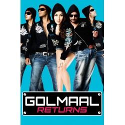 Golmaal Returns DVD