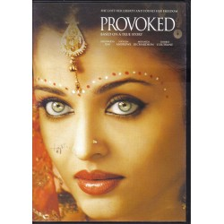 Provoked  DVD