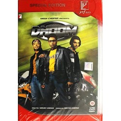 Dhoom (yrf) DVD COLLECTOR