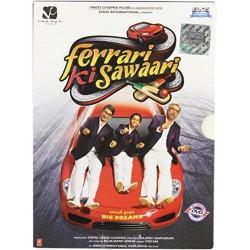 Ferrari Ki Sawari DVD...
