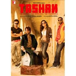 Tashan  DVD