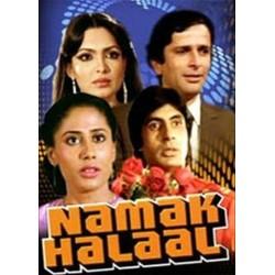 Namak Halaal  DVD