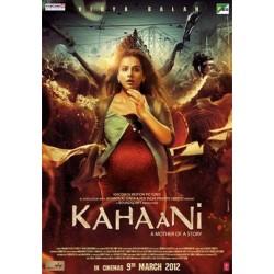 Kahaani DVD