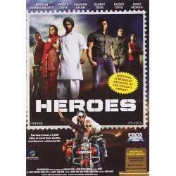 Heroes DVD COLLECTOR