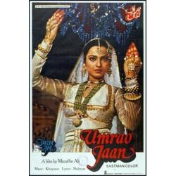 Umrao Jaan (1981) DVD