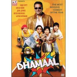 Dhamaal DVD