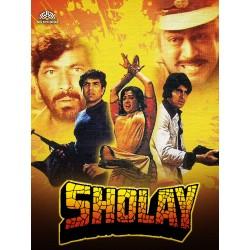 Sholay DVD