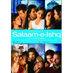 Salaam-E-Ishq DVD