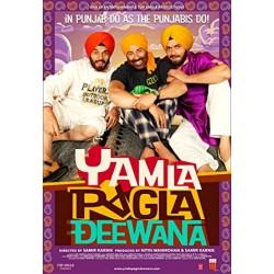 Yamla Pagla Deewana - DVD