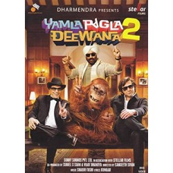 Yamla Pagla Deewana 2 - DVD