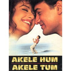 Akele Hum Akele Tum DVD